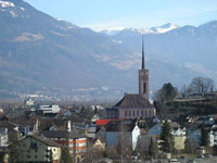 Лихтенштейн - карликовая супердержава