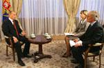 Путин предлагает сделать Европу континентом без границ