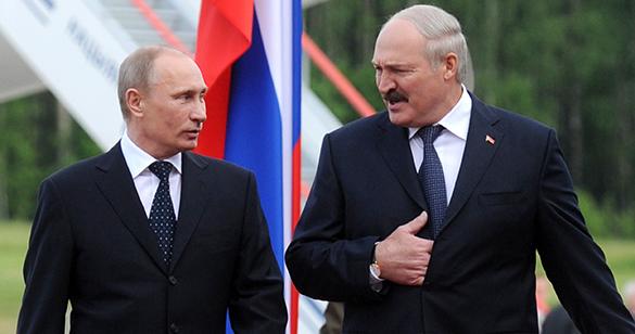 Белоруссия и Россия – история брака по расчету