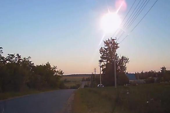 На Липецкую область упал неизвестный объект из космоса. Видео. 388474.jpeg