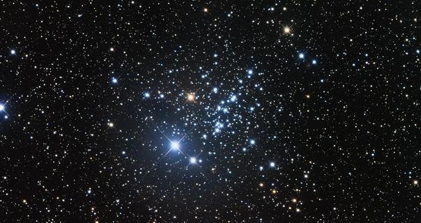 Астрономы обнаружили скопление из 840 ультратемных галактик.