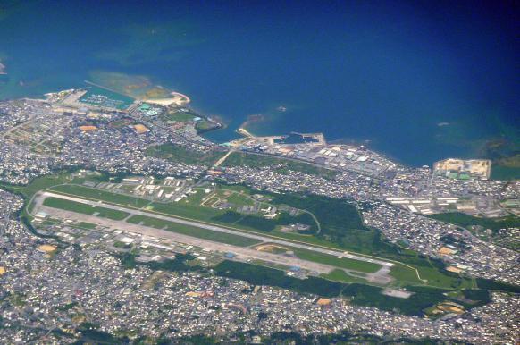 Жители японской Окинавы проголосовали против военной базы США.