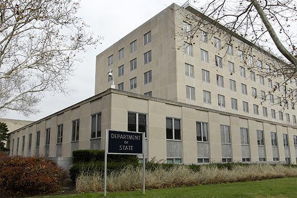 Госдеп - худшее из американских министерств по открытости СМИ - эксперты Центра эффективного государства США. Государственный департамент США