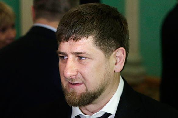Кадыров проклял геев за ложь о Чечне. Кадыров проклял геев за ложь о Чечне