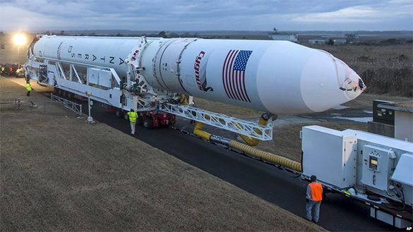 США намерены отказаться от закупки российских двигателей РД-180. США откажутся от закупок двигателей к Atlas 5