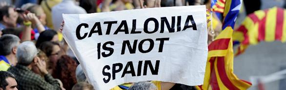 El Pais: Каталония - не Испания, Донецк - не Украина. Каталония