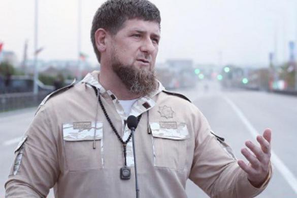 """Кадыров призвал наказать Украину за мечту """"раздробить Россию"""". Кадыров призвал наказать Украину за мечту раздробить Россию"""