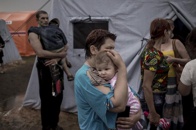 На Дону продолжают помогать украинским беженцам. 302478.jpeg