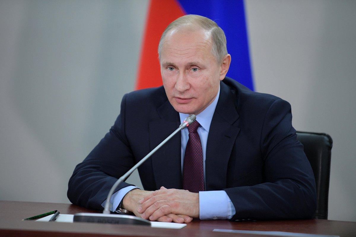 Путин призвал воспитывать молодежь согласно идеалам добра исправедливости