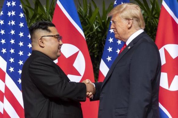 Трамп предрек Северной Корее статус
