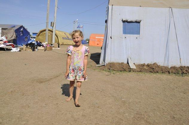 На Дону продолжают помогать украинским беженцам. 302479.jpeg