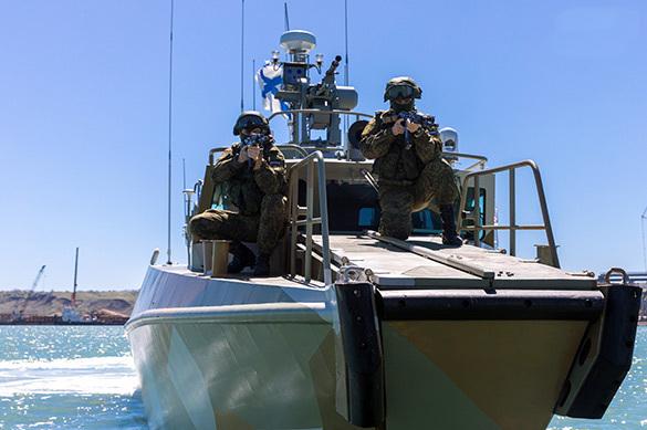 На Черноморском флоте отменили боевую тревогу. На Черноморском флоте отменили боевую тревогу