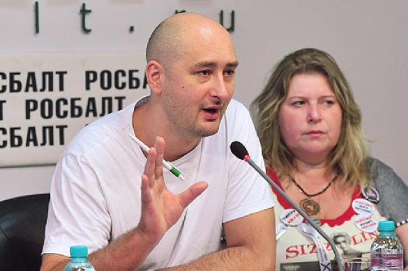 Кому выгодно убийство Аркадия Бабченко?
