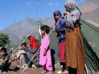 США подарят пакистанским беженцам 100 миллионов долларов
