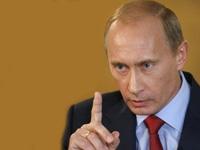 Путин предложил Европе самой спасаться от газового кризиса
