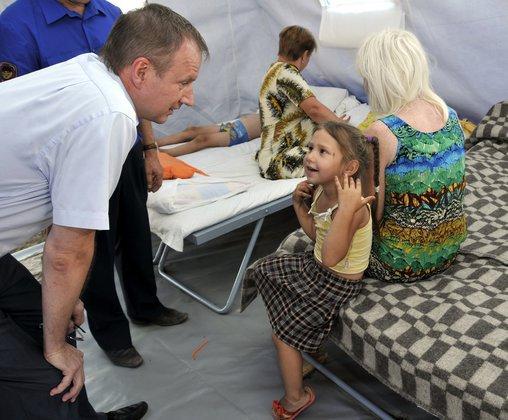 На Дону продолжают помогать украинским беженцам. 302480.jpeg