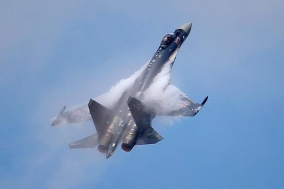 Анатолий ЦЫГАНОК — о возможной поставке истребителей Су-35 в ОАЭ. Анатолий ЦЫГАНОК