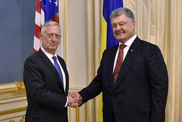 Глава Пентагона будет рекомендовать США поставить Украине летальное оружие. 374481.jpeg