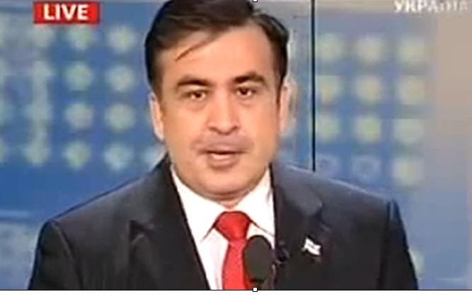 """Порошенко берет в советники Саакашвили: """"Грузия - пример для Украины"""". Порошенко берет в советники Саакашвили"""