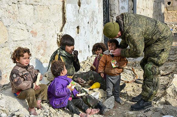 Генштаб заявил об окончании гражданской войны в Сирии