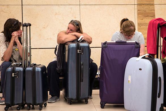 """Пассажирам """"Аэрофлота"""" разрешили суммировать совместный багаж. Пассажирам Аэрофлота разрешили суммировать совместный багаж"""