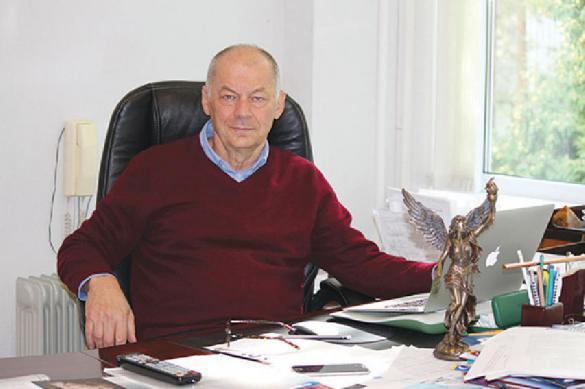 Владимир Кекелидзе:
