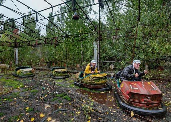 Чернобыль: даешь туризм в зону отчуждения!. Туризм по Чернобылю - экстремальные туры в зону отчуждения