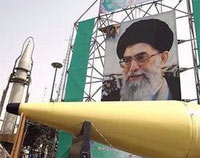 Иран испытал ракеты ближнего действия
