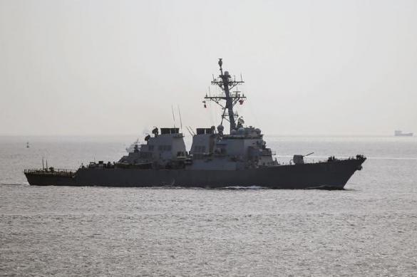 На базу флота Украины идет