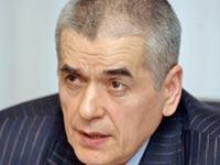 Онищенко ждет прихода нового гриппа в Россию к середине осени