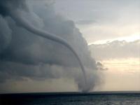 На Китай надвигается тайфун