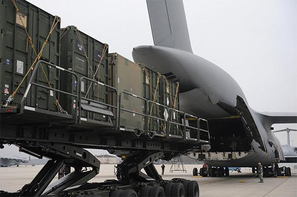 Кремль: США при поставке оружия Украине не стоит забывать о войн