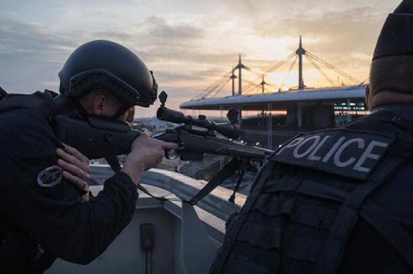 Арестованые 23 чеченских