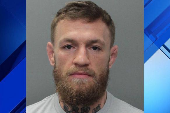 Макгрегор был арестован полицией Майами и выпущен под залог. 400485.jpeg