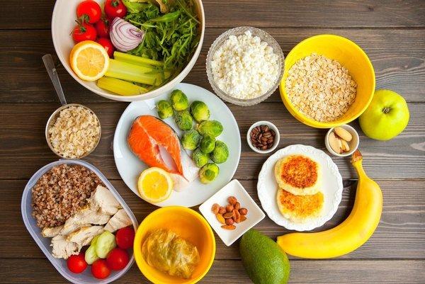 Болезни глаз. Как правильно питаться?. сбалансированное питание