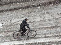 Снегопад оставил Владикавказ без телевидения. 235486.jpeg