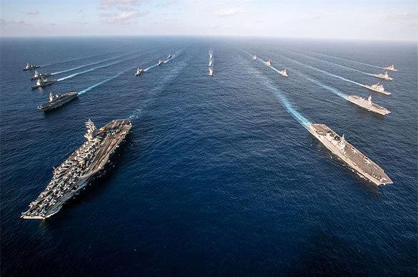 США — КНР: десять лет на подготовку к войне
