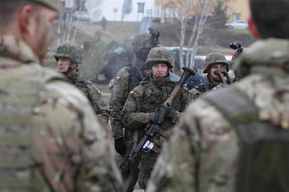 В Литву прибыли все военные из передового международного батальо