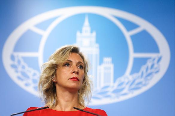 Захарова: киевские власти заняты тотальной фальсификацией истории. 374487.jpeg
