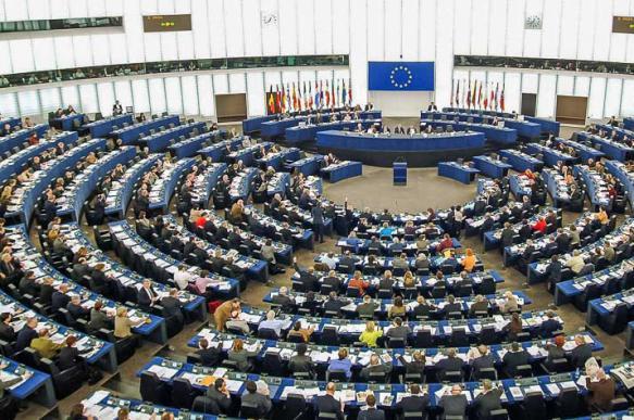 Европарламент призвал к остановке