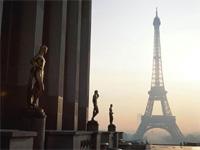 Париж признан самым дорогим городом в Европе