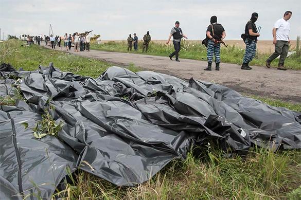Тайна Боинга-777 - в телах пассажиров