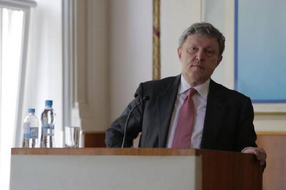 Явлинский объявил идиотским