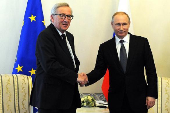 Глава Еврокомиссии назвал Путина другом и отказался обсуждать безопасность Европы без России. 386488.jpeg
