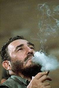 Здоровье Фиделя Кастро заметно улучшилось