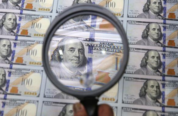 Американские активы прощаются с рублями?. Американские активы прощаются с рублями?