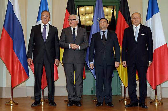 """Киев подтвердил участие во встрече """"нормандской четверки"""" в Париже завтра. 315489.jpeg"""