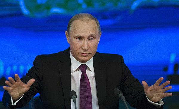 Белый дом промолчал в ответ на откровенное высказывание Путина. Владимир Путин