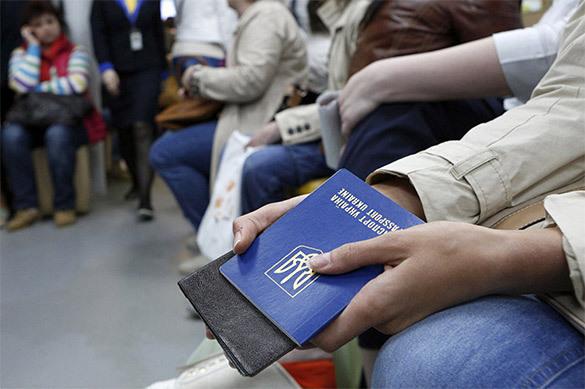 Госдума упростила для украинцев процедуру получения российских паспортов. 371489.jpeg