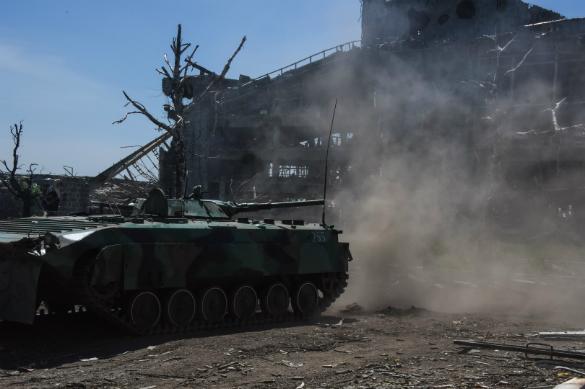 Ростовцев. Война в Донбассе